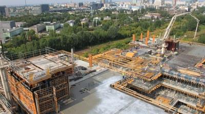 Complejo EuroCentrum, Varsovia, Polonia