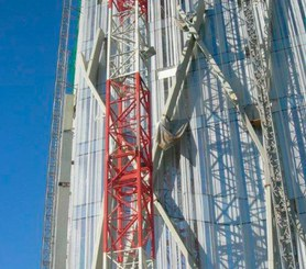 Torre Diagonal Zero Zero, Barcelona, España