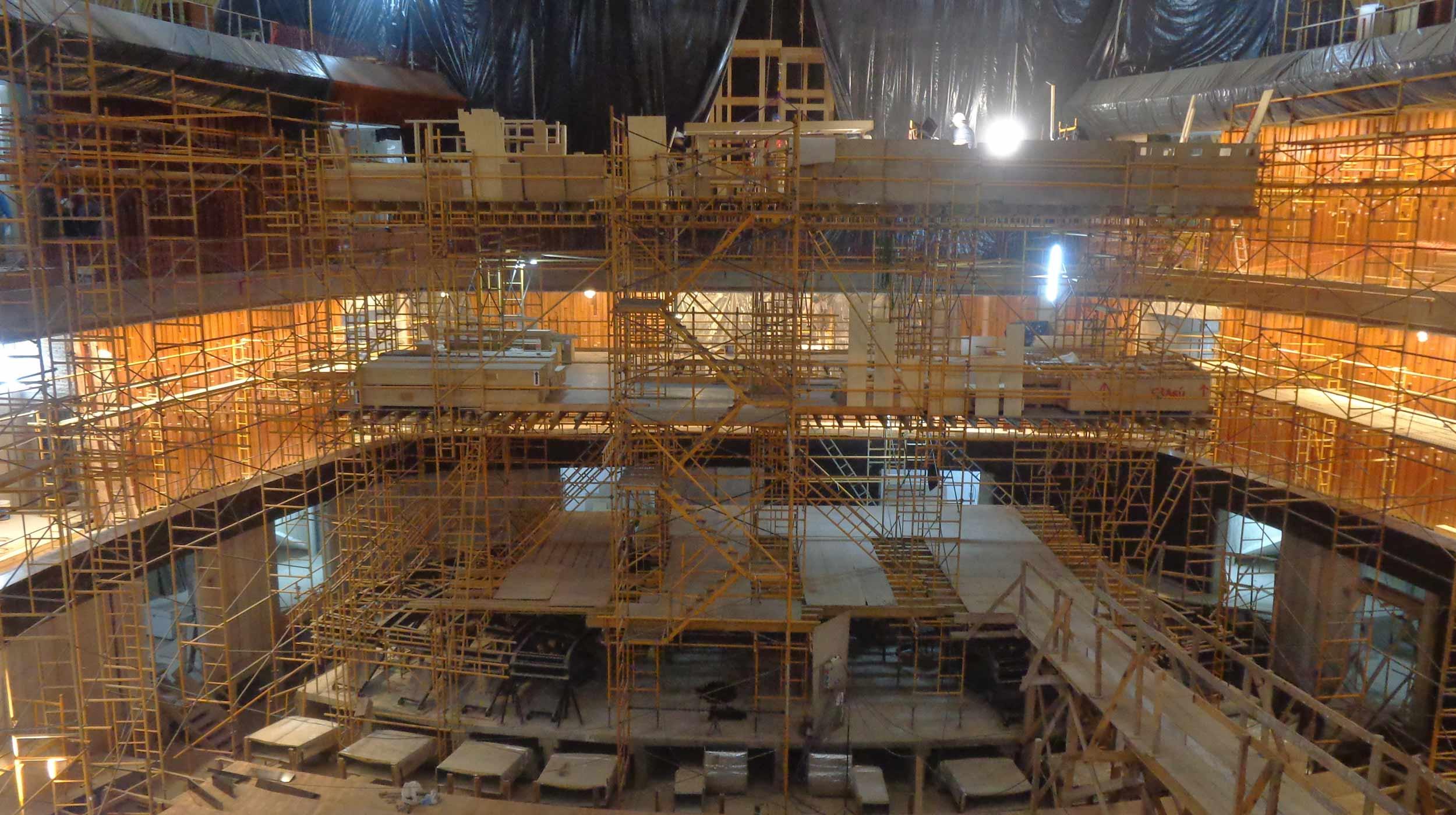 El proyecto integral tiene la intención de dotar a la capital nacional de un gran faro cultural capaz de albergar todas las expresiones del arte y la cultura, conservando la historia del emblemático edificio.