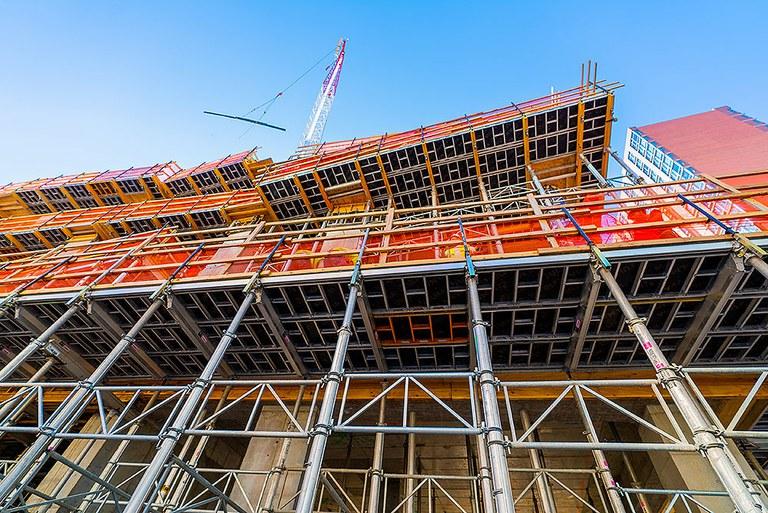 El edificio 11 Hoyt, una silueta original que ofrecerá una nueva perspectiva al paisaje urbanístico de Brooklyn
