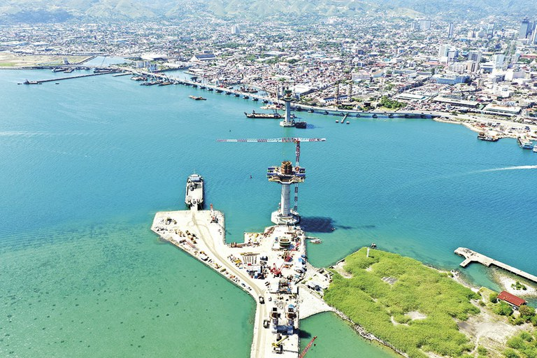 Encofrados ULMA para una infraestructura de gran envergadura en Filipinas