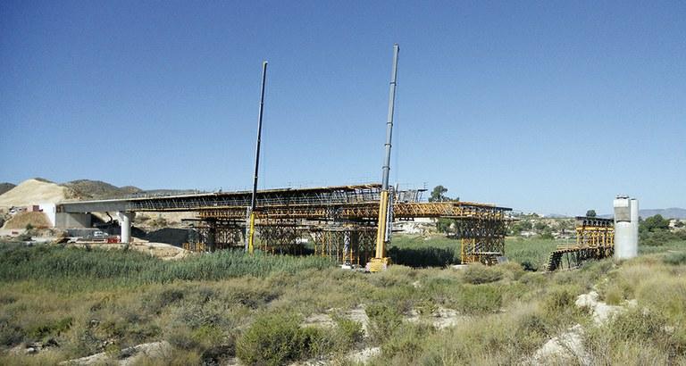 LAV Alicante - Murcia, Viaducto de Vinalopó