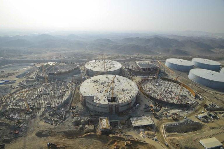 Proyecto Briman en Jeddah, Arabia Saudí