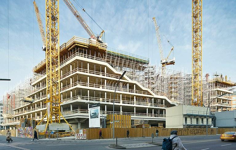 Nuevas oficinas editorial Axel Springer