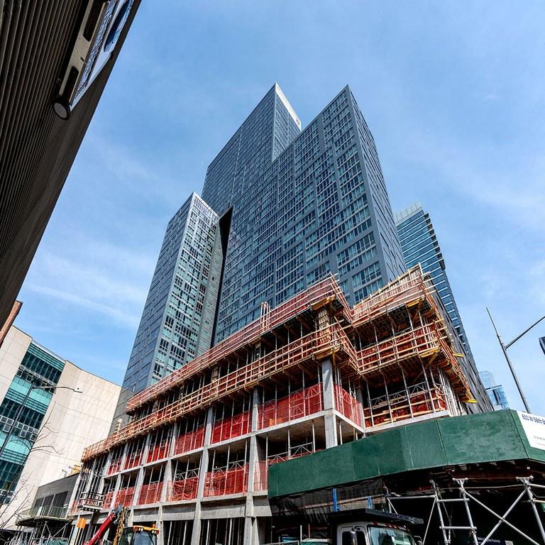 Una nueva torre de diseño en el Midtown de Nueva York