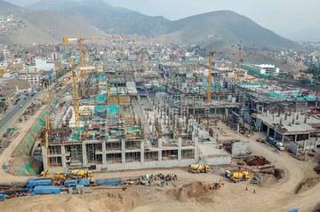 ULMA participa en la construcción del Centro Comercial Real Plaza de Puruchuco, uno de los centros comerciales más grandes de Perú