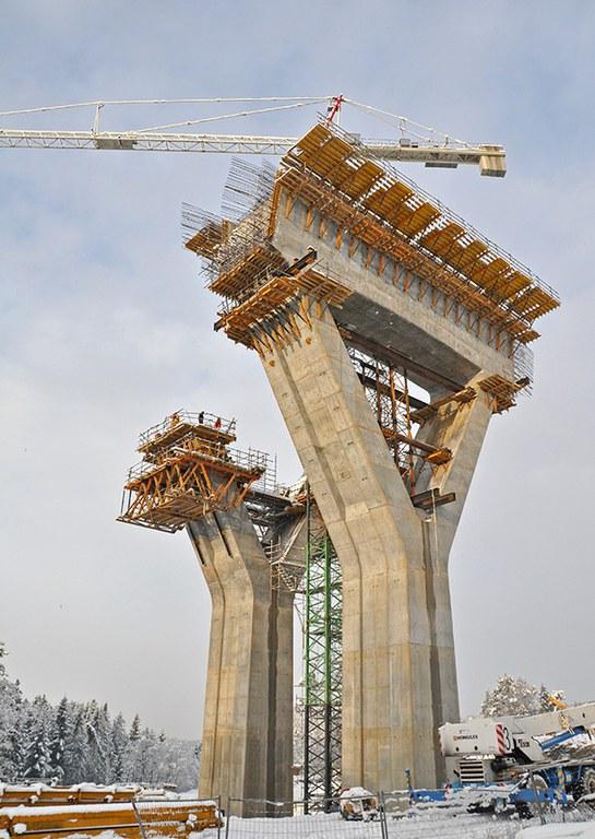 Viaducto 21, Autopista S7, Polonia